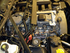 3シリーズ E90 エンジン不調 警告灯点灯