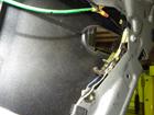 BMW 5シリーズ 525i リアドア開かない修理