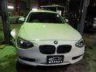 BMW 1シリーズ F20 消耗品交換・定期メンテナンス
