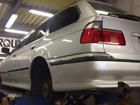 BMW 3シリーズ e39 エアサス修理
