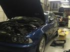 BMW 5シリーズ E39 水漏れ