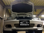 BMW 3シリーズ e46 SRSエアバック警告灯点灯修理