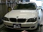 BMW 7シリーズ E65 1年点検