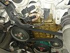 bmw 3シリーズ e90 320i車検点検オイル漏れ