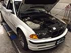 BMW 3シリーズ E46 足回り 異音 修理