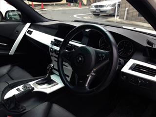 BMWカスタム 部分ラッピング加工