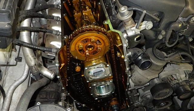 BMW エンジン オーバーホール B...