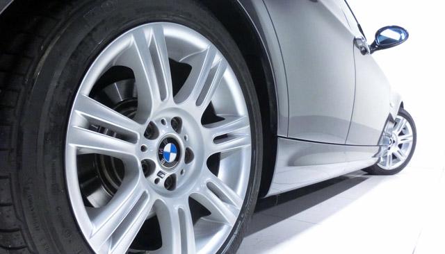 BMW足回り修理