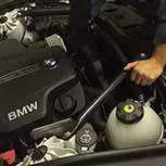 BMW事故修理・保険