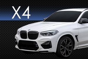 BMWX4修理事例