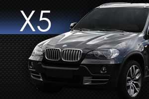 BMWX5修理事例