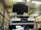 BMW 5シリーズ E39 AT警告灯修理