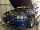 BMW 5シリーズ E39 エンジン警告灯修理