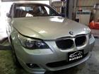 BMW 5シリーズ E60 525i 冷却水漏れ修理
