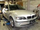BMW 3シリーズ E46 ワイパーガーニッシュ交換作業