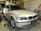 BMW E46 (3シリーズ)エンジン異音修理