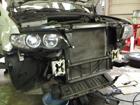 BMW X5 エアコン効かない修理