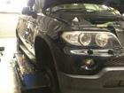 BMWX5 E53 エアサス修理