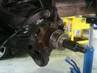 BMW 3シリーズ e46 足廻り 異音 点検 修理