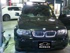 BMW x3 エアバック警告灯 点灯 点検 修理