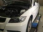 BMW3シリーズ(E90)エンジン異音修理依頼