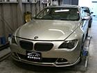 BMW E63 M6 サーモスタット 点検 修理
