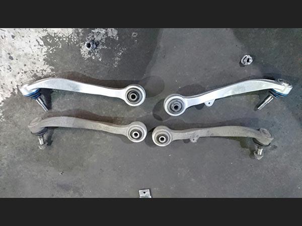 BMW 5シリーズ E60 525i 車検点検修理
