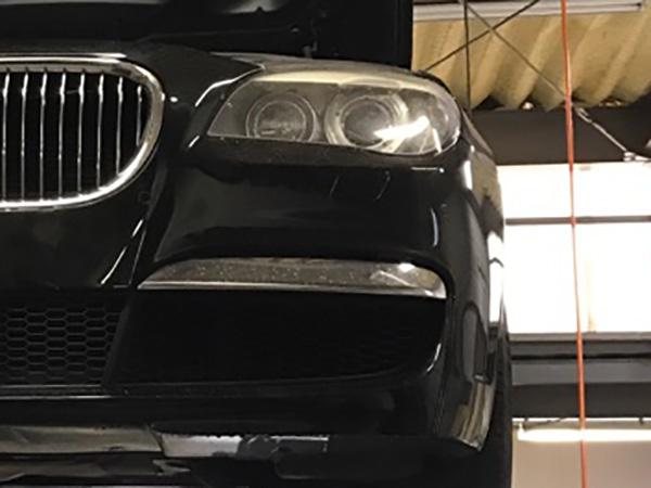 BMW 7シリーズ F01 オーバーヒート