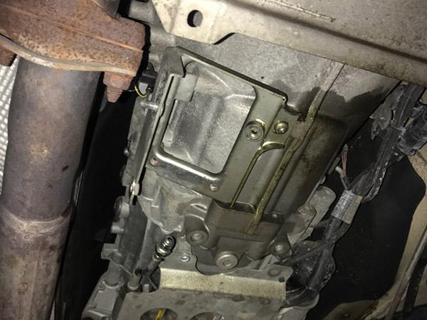 BMW Z4(E86)ミッション不良修理 ギヤが入らず走行出来ない