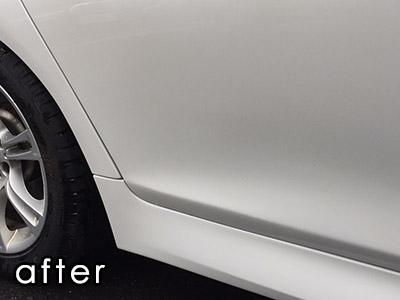 BMW 5シリーズ(F10 523i)板金修理