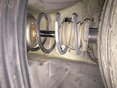 BMW 3シリーズ E90 車検整備