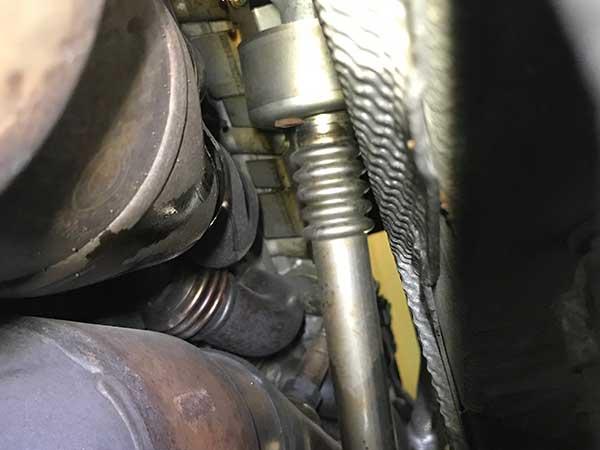BMW x3 修理
