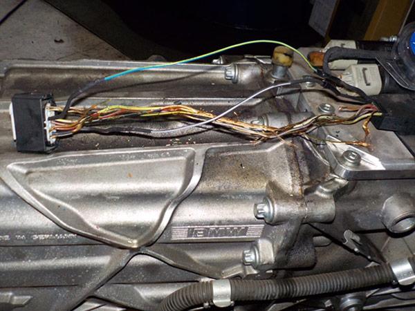 BMW M5 E60 SMG不良
