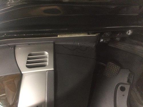 BMW 7series 修理