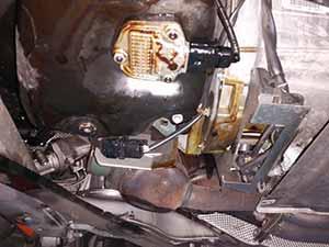 BMW エンジンオイル漏れ 点検&修理